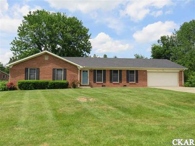 Boyle County, Casey County, Garrard County, Lincoln County, Pulaski County, Rockcastle County Single Family Home For Sale: 125 Angela Drive