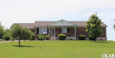Boyle County Single Family Home For Sale: 5133 Lebanon Road