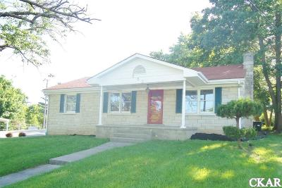 Mercer County Single Family Home For Sale: 660 Beaumont Ave