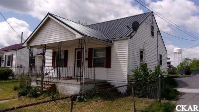 Boyle County, Casey County, Garrard County, Lincoln County, Pulaski County, Rockcastle County Single Family Home For Sale: 105 Hamilton