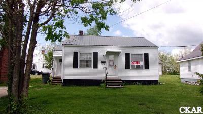 Boyle County, Casey County, Garrard County, Lincoln County, Pulaski County, Rockcastle County Single Family Home For Sale: 109 Hamilton