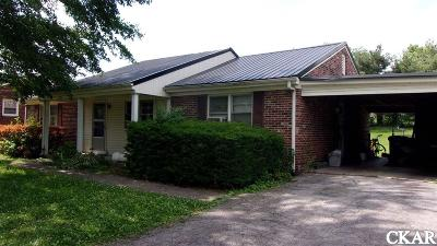 Boyle County Single Family Home For Sale: 209 W Jefferson
