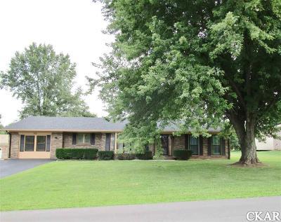 Boyle County, Casey County, Garrard County, Lincoln County, Pulaski County, Rockcastle County Single Family Home Back On Market: 636 Cloverdale