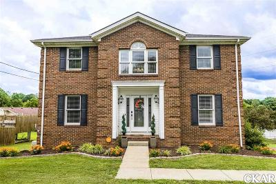 Lincoln County Single Family Home For Sale: 326 Choctaw