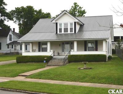 Mercer County Single Family Home For Sale: 579 Linden Avenue