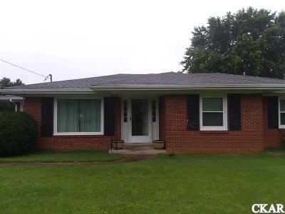 Boyle County Single Family Home For Sale: 631 Highfield Road