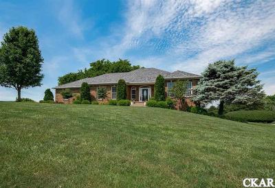 Boyle County Single Family Home For Sale: 661 Kings Ridge