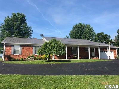 Garrard County Single Family Home For Sale: 312 Pine Crest Rd
