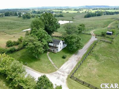 Boyle County Farm For Sale: 4500 Webster Rd.