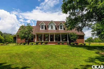 Mercer County Single Family Home For Sale: 275 Oregon Rd.