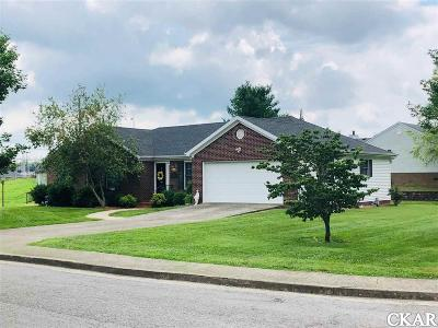 Boyle County Single Family Home For Sale: 100 Sir Barton