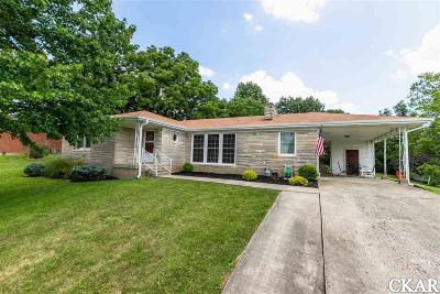 Mercer County Single Family Home For Sale: 911 Bob O Link Dr