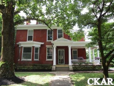 Boyle County, Casey County, Garrard County, Lincoln County, Pulaski County, Rockcastle County Single Family Home For Sale: 108 E Lexington Avenue