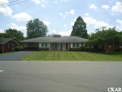 Boyle County, Casey County, Garrard County, Lincoln County, Pulaski County, Rockcastle County Single Family Home For Sale: 622 Apache Trail