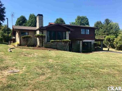 Boyle County Single Family Home For Sale: 807 Iroquois