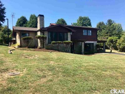 Boyle County, Casey County, Garrard County, Lincoln County, Pulaski County, Rockcastle County Single Family Home For Sale: 807 Iroquois