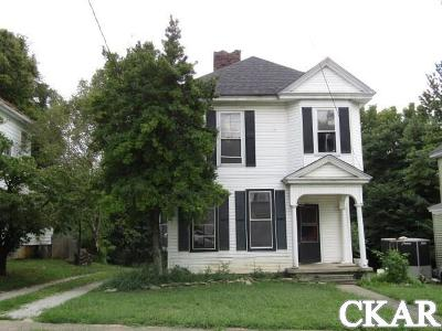 Boyle County Single Family Home For Sale: 114 E Broadway