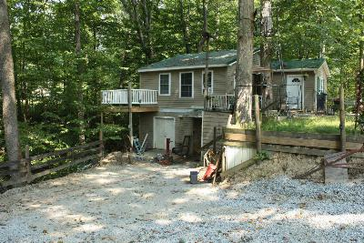 Owen County Single Family Home For Sale: 45 Blue Jay Ct