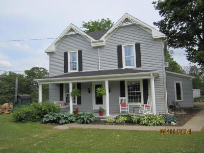 Single Family Home For Sale: 206 Peck Pike