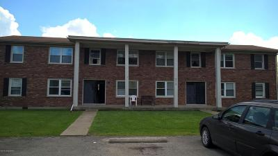 Shepherdsville Multi Family Home For Sale: 210 & 230 Blue Lick