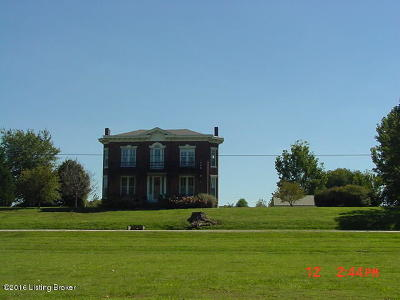 Carroll County Single Family Home For Sale: 7601 W Hwy 36
