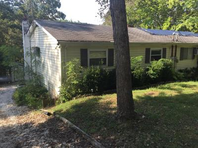 Cub Run Single Family Home For Sale: 2132 Robbin Ln
