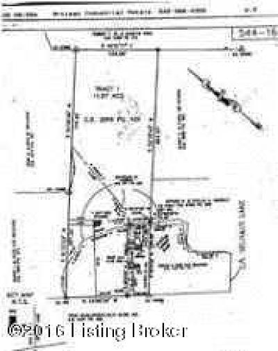 Jeffersontown Residential Lots & Land For Sale: 6404 Gellhaus Ln