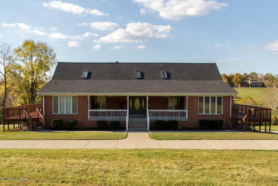 Shelby County Single Family Home For Sale: 2075 Long Run Rd