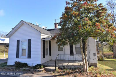 Gallatin County Single Family Home For Sale: 4330 Ky 16 Hwy
