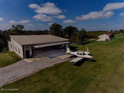 Owen County Single Family Home For Sale: 110 Pilots Dream Dr