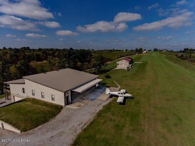 Owen County Farm For Sale: 110 Pilots Dream Dr