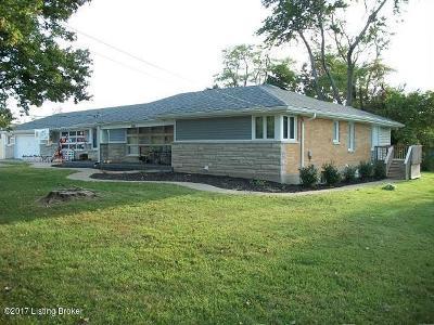 Bullitt County Multi Family Home For Sale: 989 N Bardstown