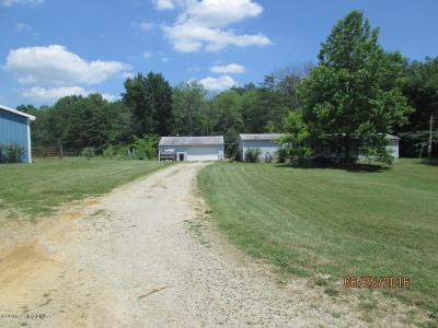 Spencer County Farm Active Under Contract: 1915 Dutchmans Creek