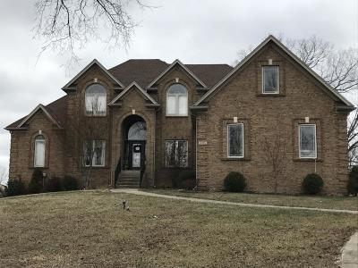 Crestwood Single Family Home For Sale: 5314 High Crest Dr
