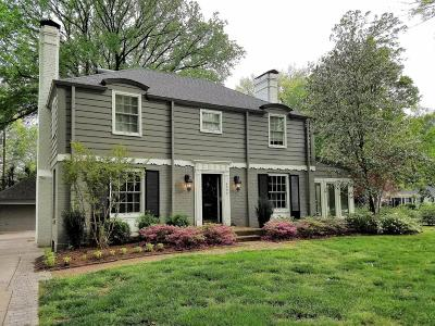 Druid Hills Single Family Home For Sale: 4000 Ormond Rd