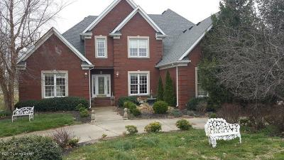 Shelby County Single Family Home For Sale: 103 My Kentucky Rose Cir