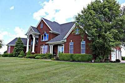 Shelbyville Farm For Sale: 3661 Taylorsville Rd