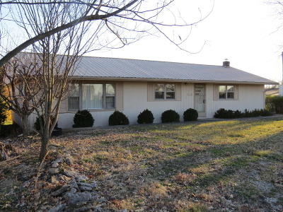Trimble County Single Family Home For Sale: 9802 N Hwy 421