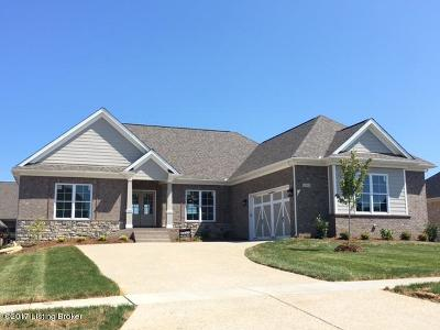 Crestwood Single Family Home For Sale: 5804 Brentwood Dr