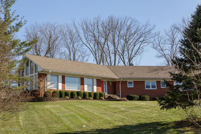 Crestwood Single Family Home For Sale: 6608 Leland Dr
