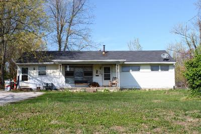 Bullitt County Single Family Home For Sale: 893 Flatlick Rd