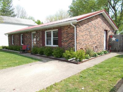 Carroll County Single Family Home For Sale: 705 Fifth St