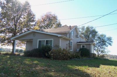 Trimble County Single Family Home For Sale: 807 S Spillman #Lot 2