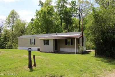 Single Family Home For Sale: 315 Indian Ridge Rd