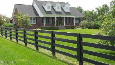 Shelby County Farm For Sale: 540 Flood Rd