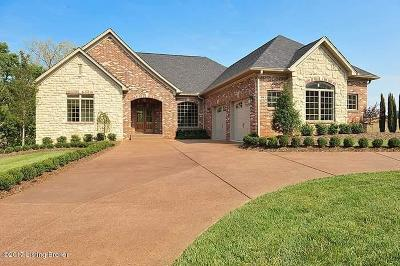 Louisville Single Family Home For Sale: 4123 Sanctuary Bluff Ln
