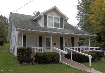 Henry County Single Family Home Active Under Contract: 274 Elm St