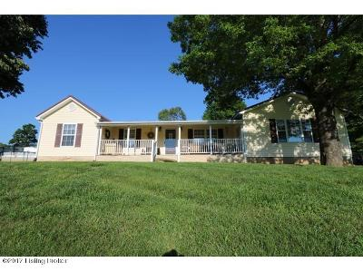 Caneyville Single Family Home For Sale: 1896 Richland Rd