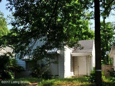 Jefferson County Single Family Home For Sale: 3407 Virginia Ave