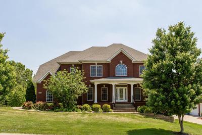 Crestwood Single Family Home For Sale: 6800 Leland Dr